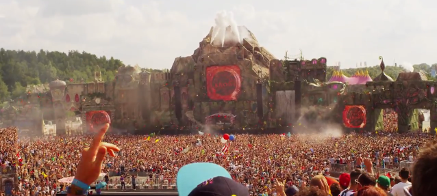 TomorrowlandAfter
