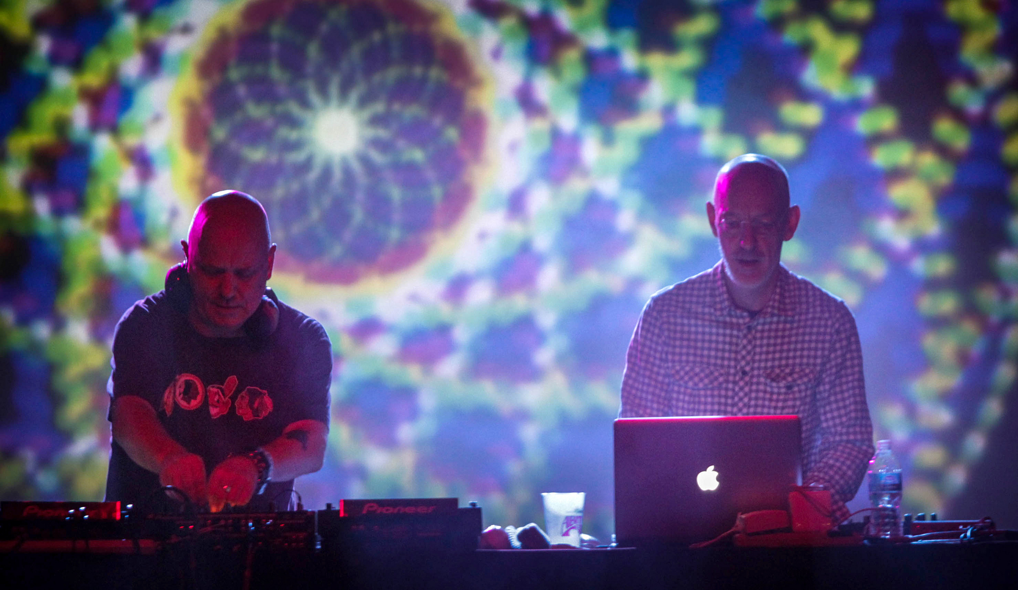 Multi-Media: The Orb at the Orange Peel. (Criss Images)