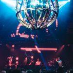 Marquee NY's disco ball