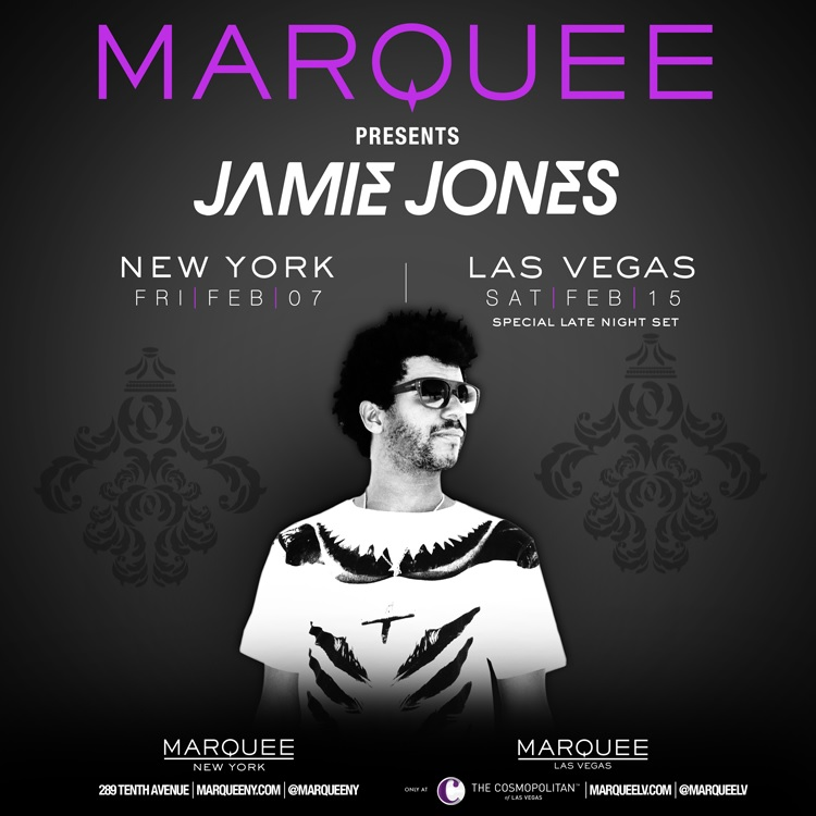 Marquee Jamie Jones