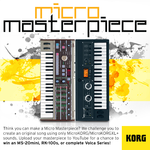 Korg_MicroMasterpiece_Contest