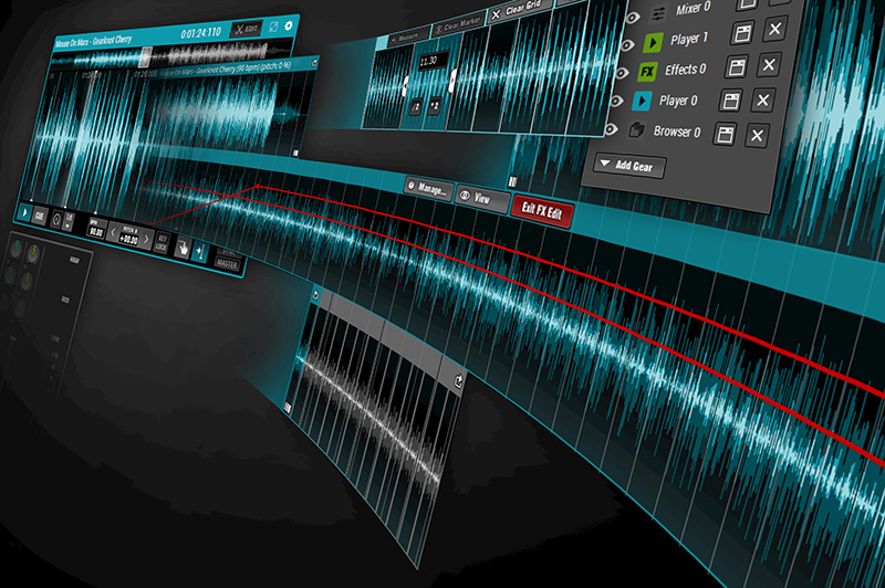 Audio Artery's One DJ Software