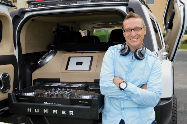 Mix On Wheels Transforms Motor Vehicles Into Dj Booths