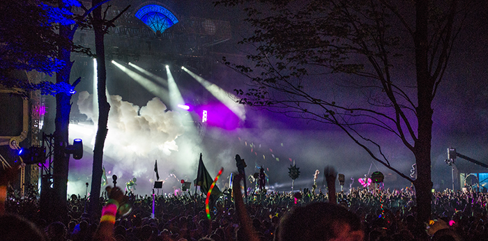 Electric Forest 2014 - Ragers Raging