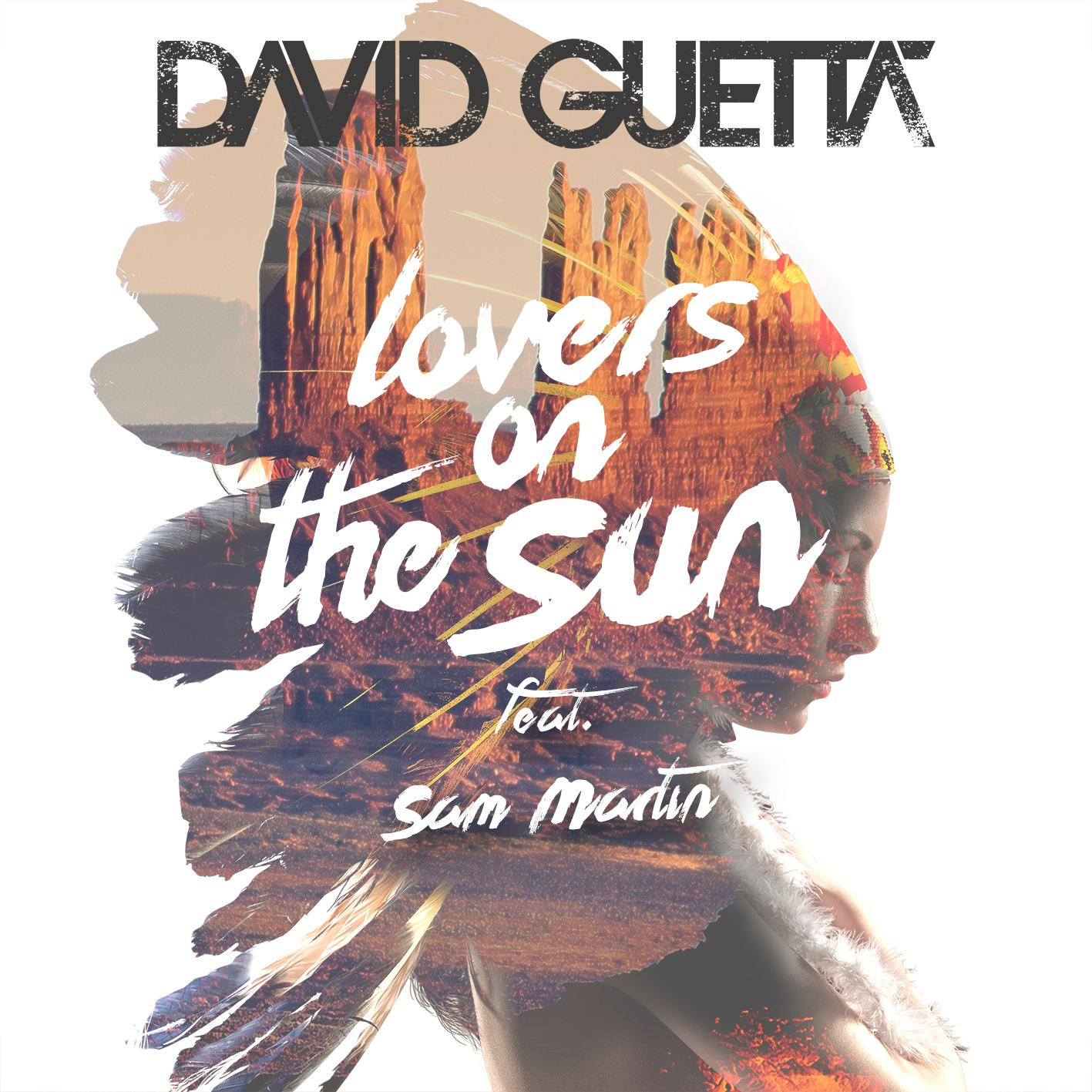 DAVID GUETTA Lovers on the Sun Packshot copy