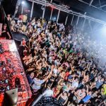 Bassheads packed the house on the normally house-loving island