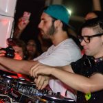 Borgore and Skrillex go B2B for stacked