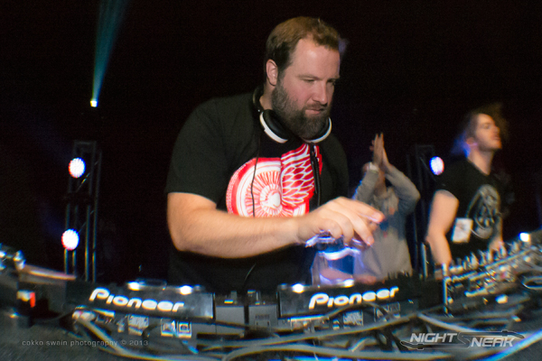 Claude VonStroke's got a busy MMW schedule, with two parties he's hosting with Dirtybird.