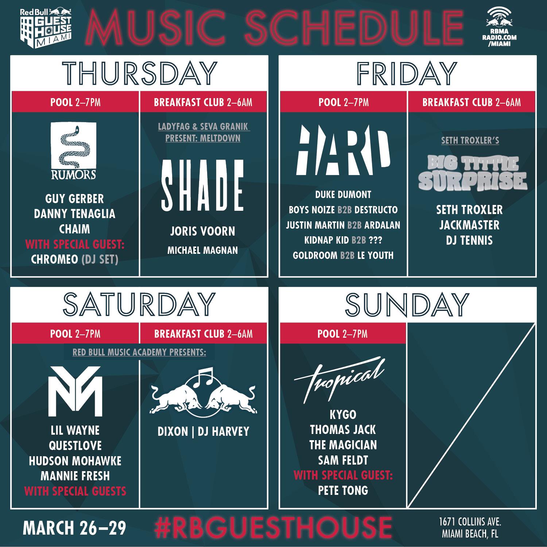 2015 RBGH Music_Schedule