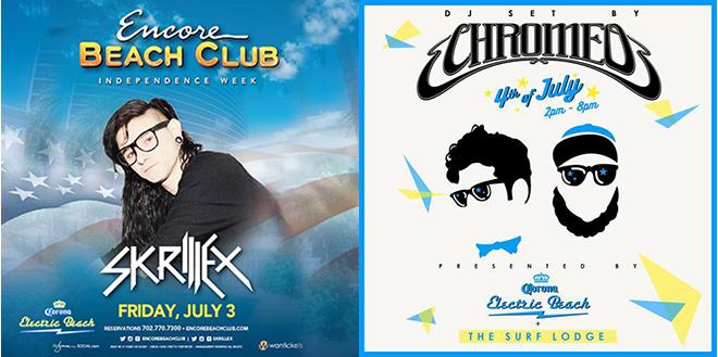Corona's Electric Beach Announces Skrillex, Chromeo