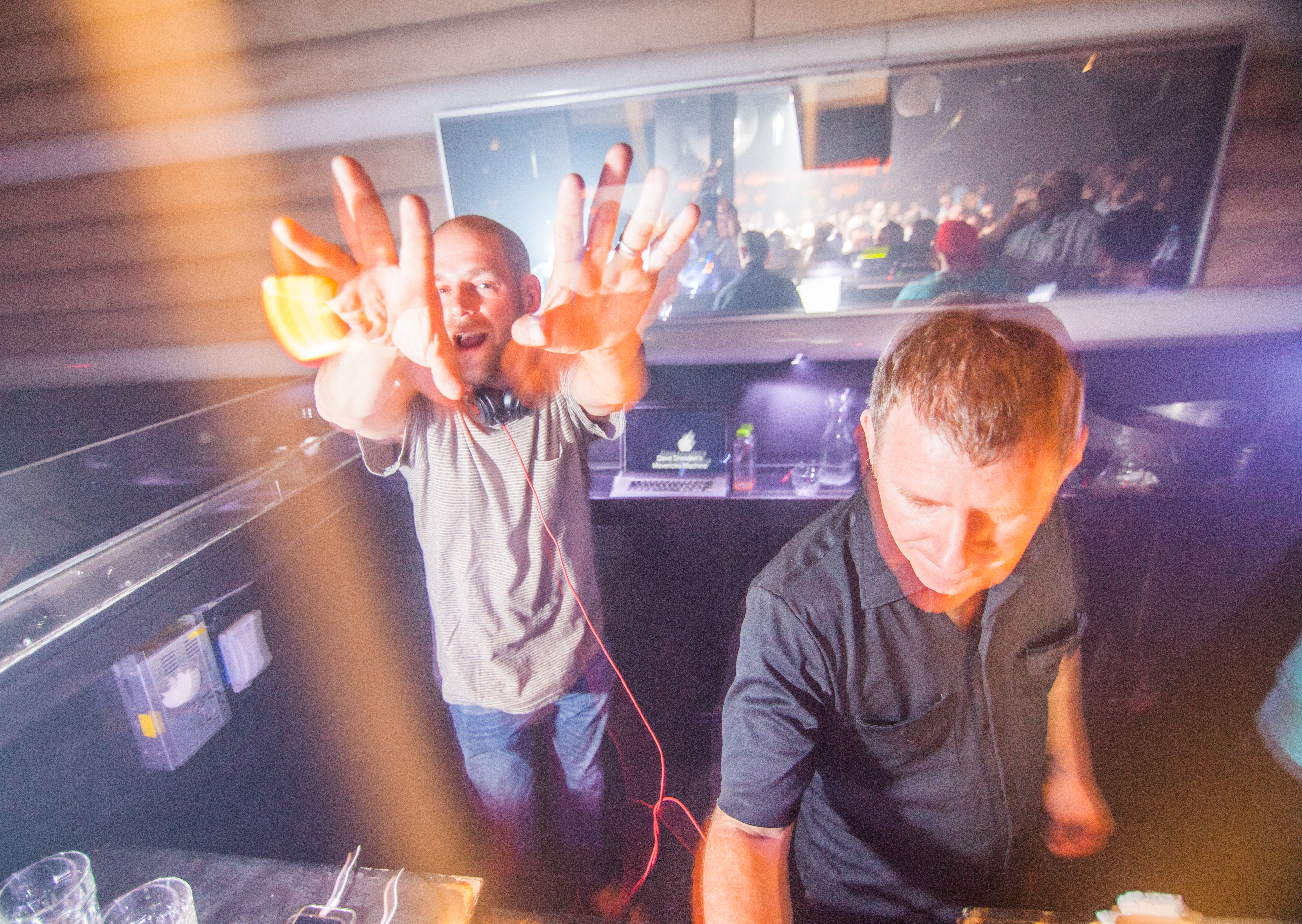 Gabriel & Dresden bring their classics to the Cielo crowd. | Photo: David Cova/Cova Images