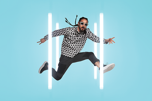 Steve Aoki will once again return to Vegas for a pair of dates at Hakkasan and Wet Republic.