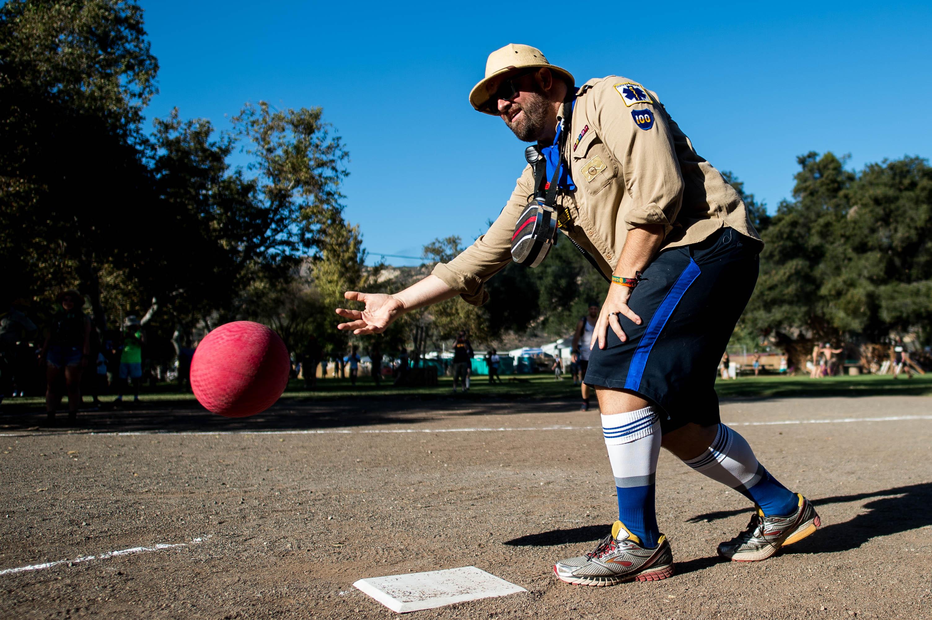 Kickball with Claude VonStroke | Photo: Watchara Phomicinda