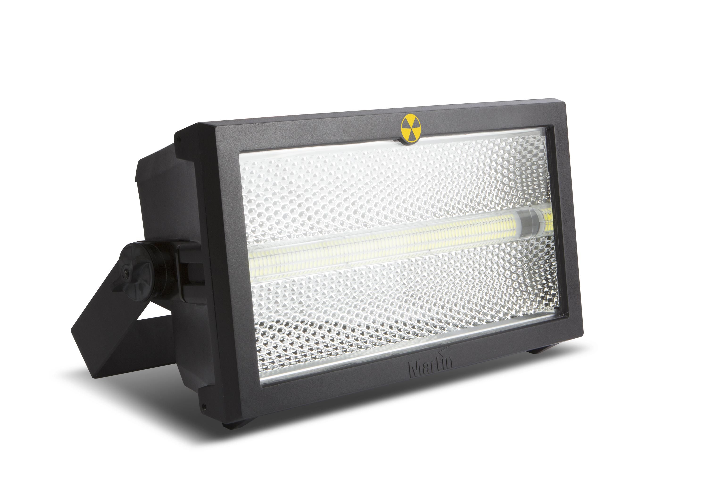 Martin's Atomic 3000 LED: Super strobe & more.
