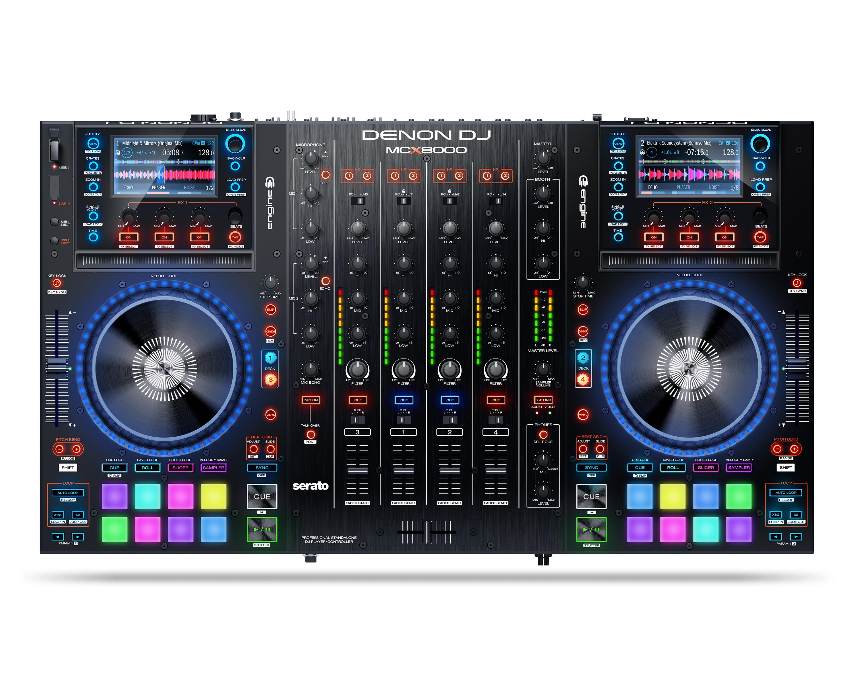 MCX8000: Denon DJ's latest.