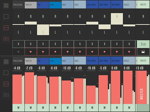 Conductr: Powerful tool for Ableton Live & Traktor.