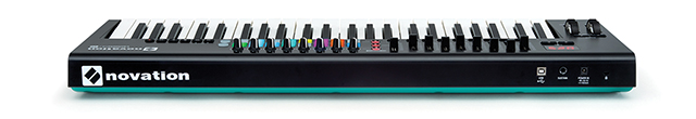 Launchkey 49: Novation's 49-note, MK2 version.