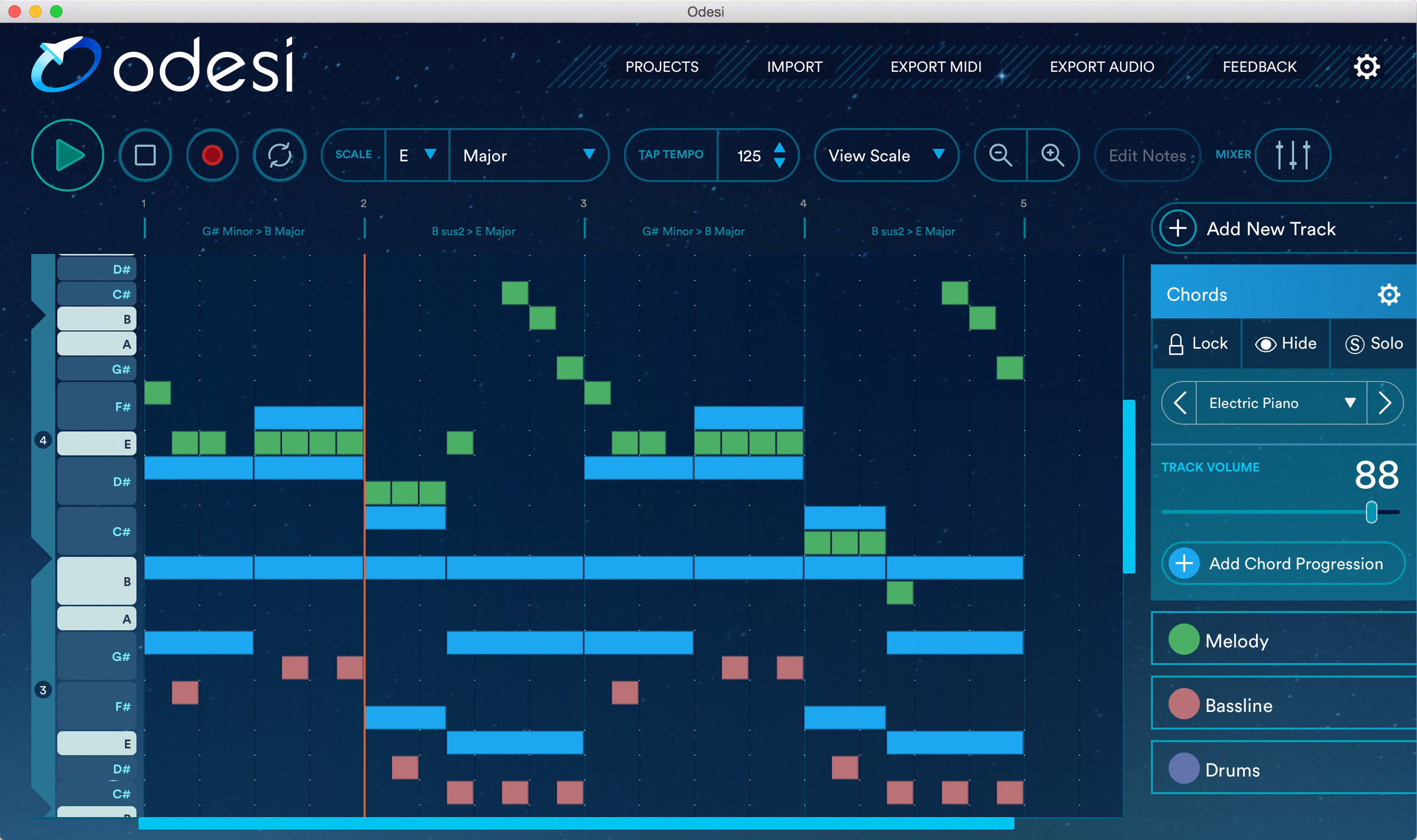 mixed in key launches odesi software for music composition