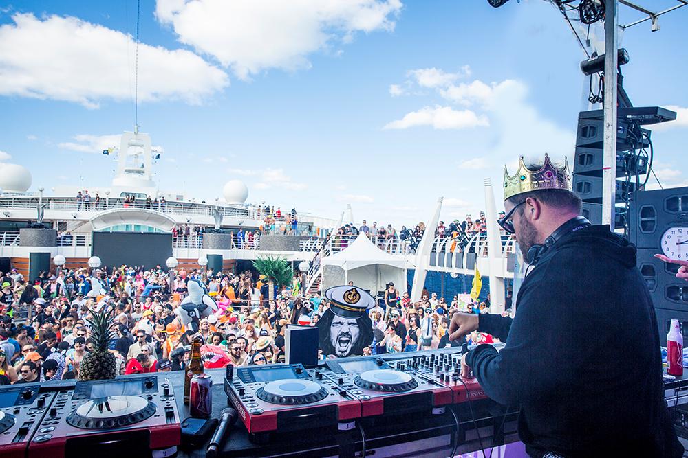 America's Best DJ 2016 Claude Vonstroke