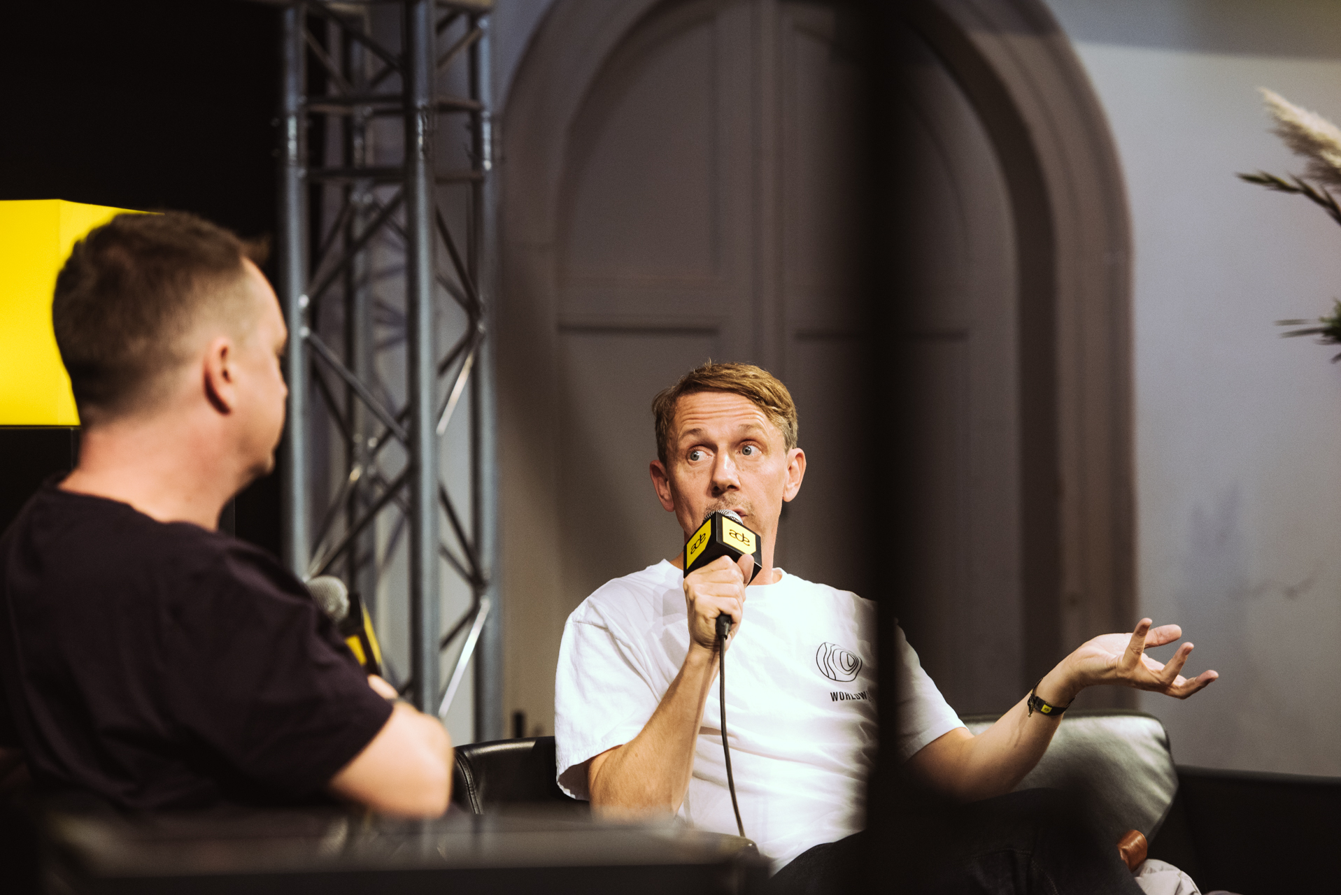 Talkin' Loud: Gilles Peterson on avoiding genres.