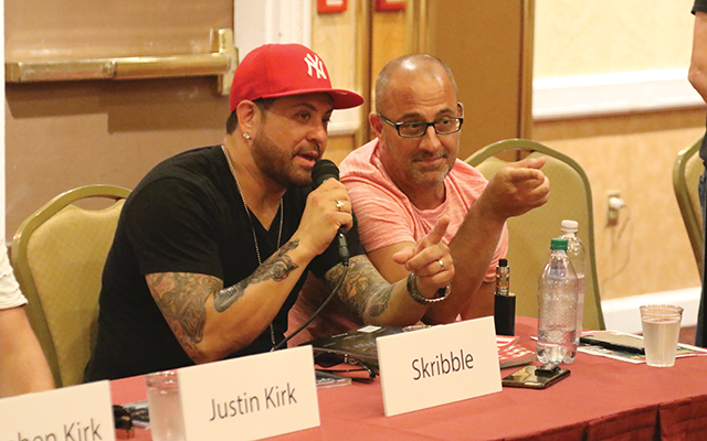 Producer Panel: Skribble & Anthony Acid. MetroMix Media