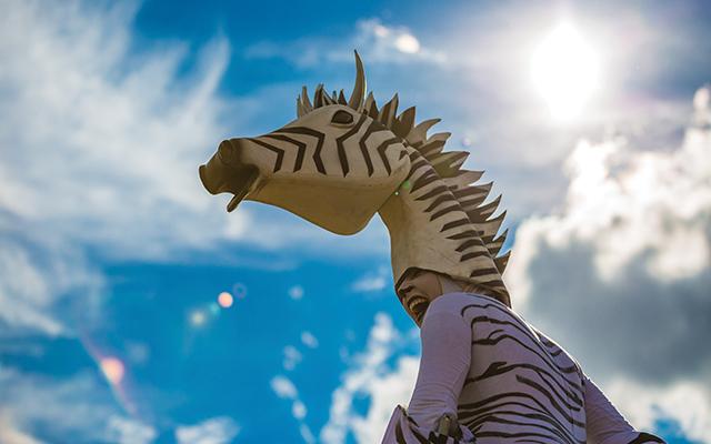 EZoo: Unicorn power in NYC. aLIVE Coverage