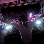 Armin van Buuren takes attendees on a trance journey. | Photo by Gustavo Caballero/Getty Images for SiriusXM