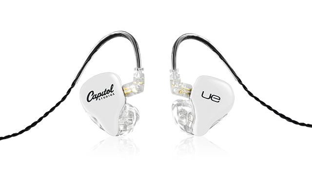Reference Remastered: Ultimate Ears Pro in-ear monitors.