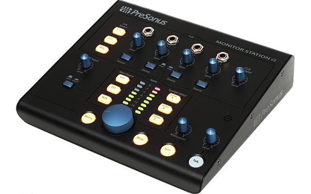 Studio Controller: PreSonus Monitor Station V2