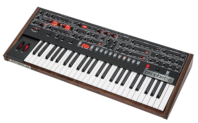 Synth: Dave Smith Instruments Sequential Prophet-6.