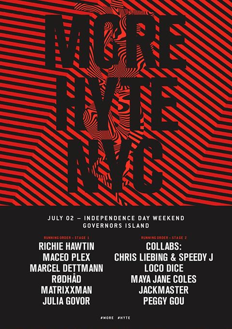 Hyte Governors Island