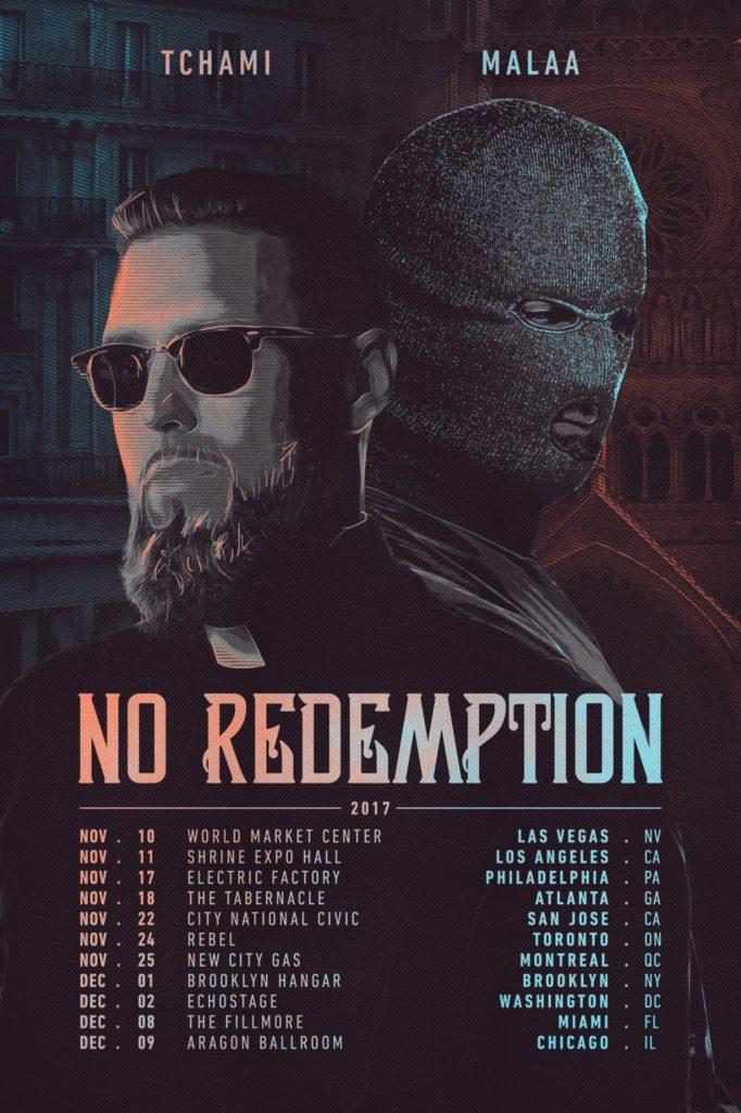 No Redemption Tour Tchami