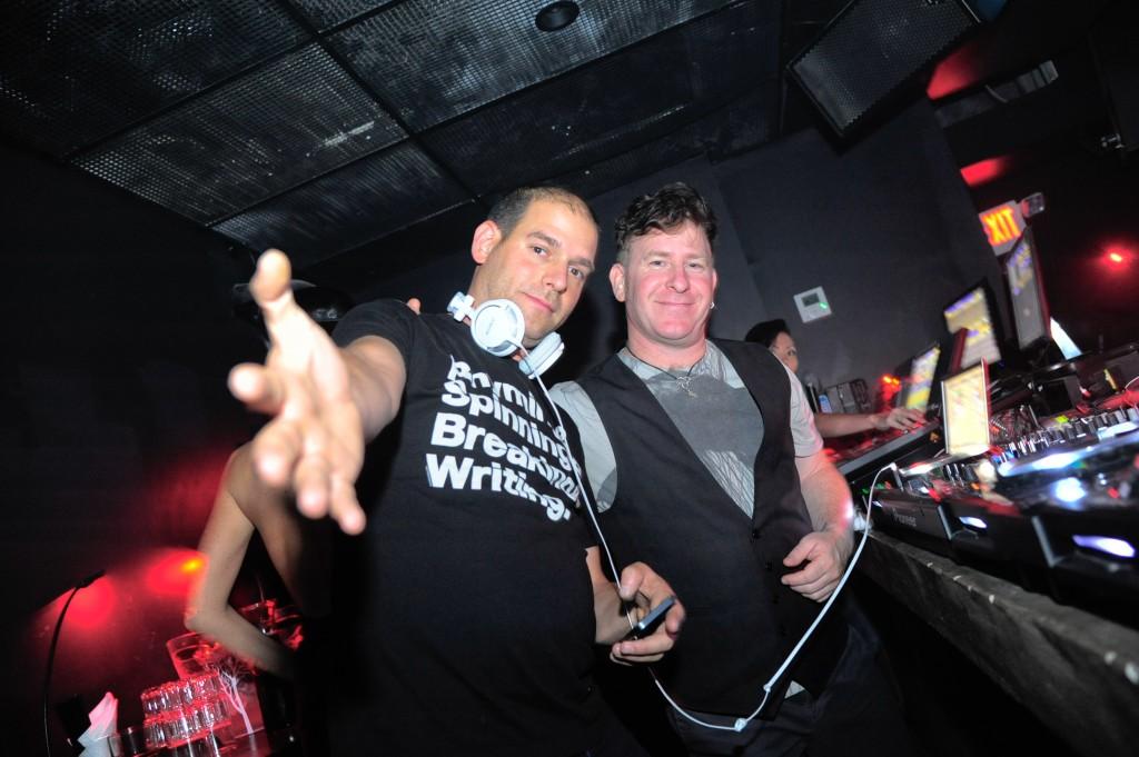 Philly Fun: Gabriel & Dresden rocked Rumor. Photo: ArtChickPhotgraphy.com