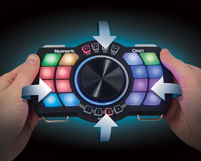 numark orbit controller shure blx wireless mic system reviews. Black Bedroom Furniture Sets. Home Design Ideas