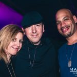 Sleepy & Boo hanging out with Dennis Ferrer