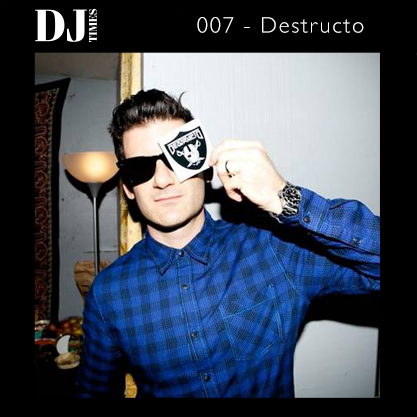 DJ Times Nexus Radio Episode 007: Mixed by Destructo