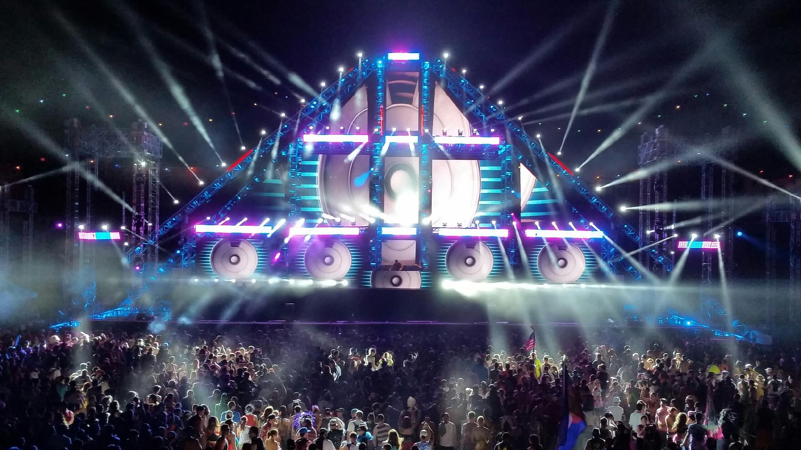Chauvet Showcases Nexus At Edc S Basspod Stage