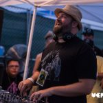 Label head honcho Claude VonStroke plays as the sun goes down.